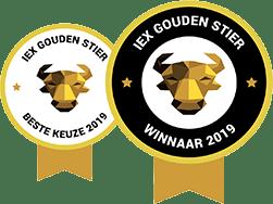 IEX Gouden Stier